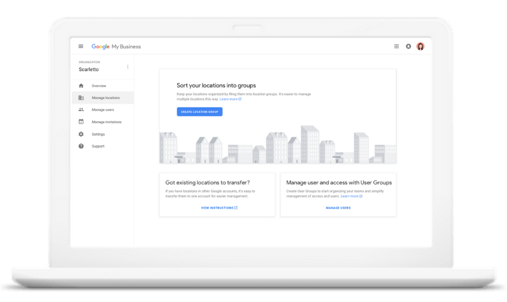 Google Provides New Agency Dashboard Manage Google My Business Listings