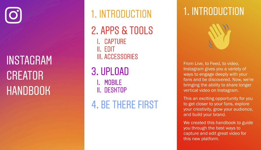 Instagram Releases New Guide to Creating and Uploading IGTV Content