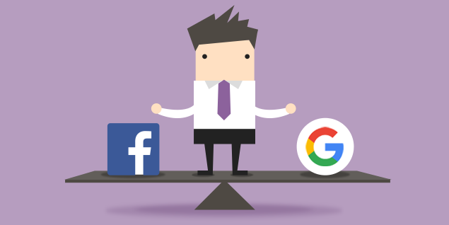 Differences Between Facebook and Google Ads and When You Should Use Each