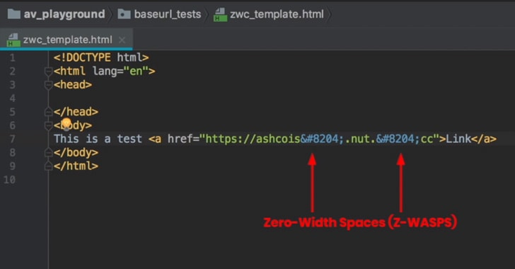 Hackers Using Zero-Width Spaces to Bypass MS Office 365 Protection