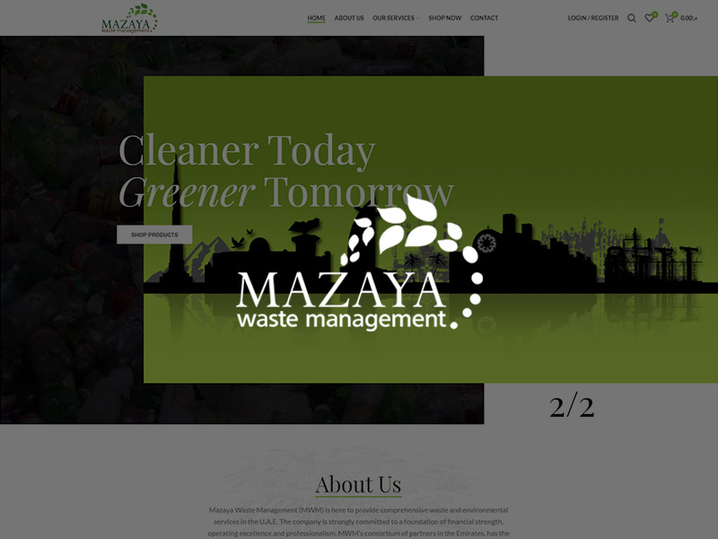 Mazaya Waste Management LLC